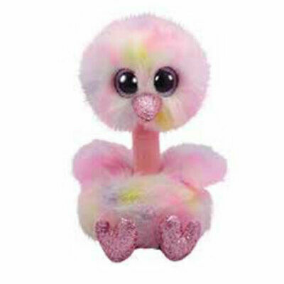 $7.79 • Buy Avery Ostrich Ty Beanie Boos Plush Stuffed Animal Figure 8  Small New Wit Tags