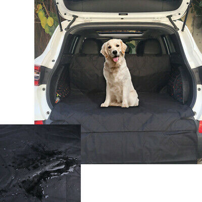 $38.99 • Buy Waterproof Mat Seat Cargo Cover For SUV Pet Dog Trunk Hair Dirt Protector Liner