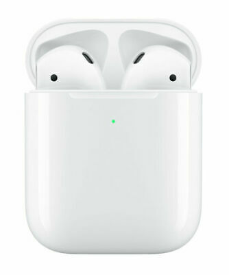 $ CDN259 • Buy Apple AirPods 2nd Generation With Wireless Charging Case - White (MRXJ2AM/A)