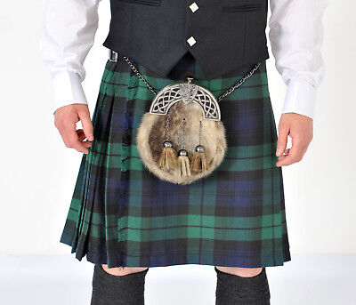 £99 • Buy Black Watch 8 Yard Kilt ONLY Ex Hire £99 Limited Sizes Available Call NOW