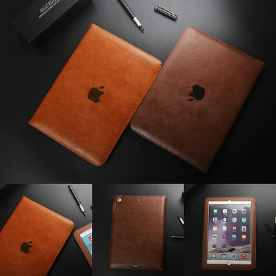 $9.99 • Buy Luxury Leather Slim Stand Folios Cover Case For IPad 234 Mini Pro 12.9'' 9.7