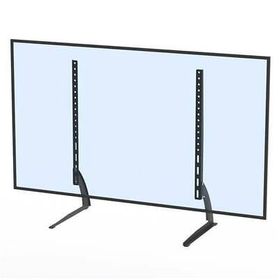 Universal TV Stand Table Top Mount Base For LED Flat Screen 40-65'' Adjustable • 13.95$