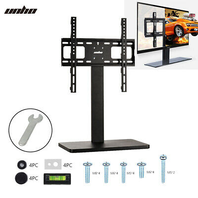 Upgraded Heavy Table Top TV Stand Mount With Big Base For 26-55 Inch LCD LED TVs • 38.97$