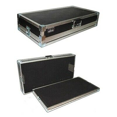 $120 • Buy Pop Up And Tilt Pedal Board In 1/4  Ply Ata Case - Unique! - 32 Inch