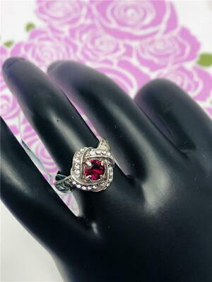 Brighton    Red     Eternity Ring Size 9   NWT • 21.58$