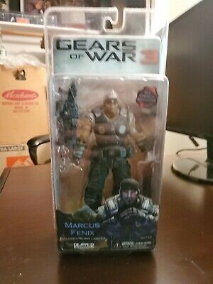 $19.10 • Buy Gears Of War 3 Series 1 MARCUS FENIX 7  Action Figure Retro Lancer NECA GOW