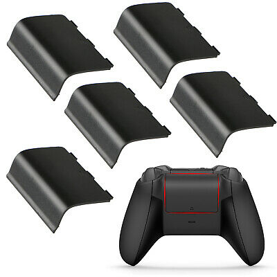 $5.97 • Buy 5-pack Replacement Battery Door Shell Cover For Xbox One Wireless Controller