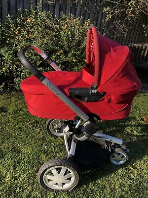 £150 • Buy Quinny Buzz 3 In 1 Travel System + Accessories