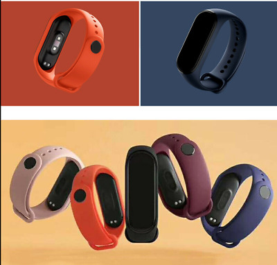 $1.98 • Buy For Xiaomi Mi Band 4 Adjustable Bangle Soft Silicone Strap Wristband Bracelet H