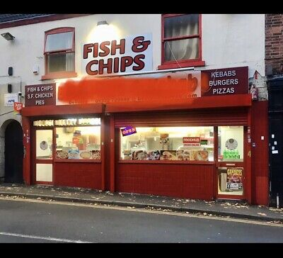 Pizza Shop And Kebab Shop For Sale / Business For Sale/takeaway Restaurant Sale • 54,000£