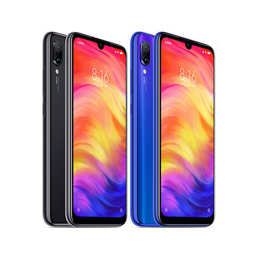 Xiaomi Redmi Note 7 128GB Dual Sim Smartphone Global Version • 205.99$