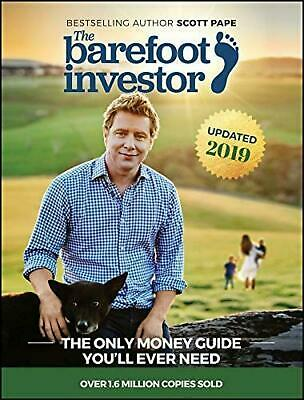 AU25.19 • Buy The Barefoot Investor  You'll Ever Need Book By Scott Pape The Only Money Guide