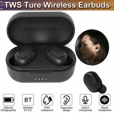 Bluetooth 5.0 Xiaomi Redmi AirDots Wireless TWS Earphone Active Earbud Headset F • 11.95$