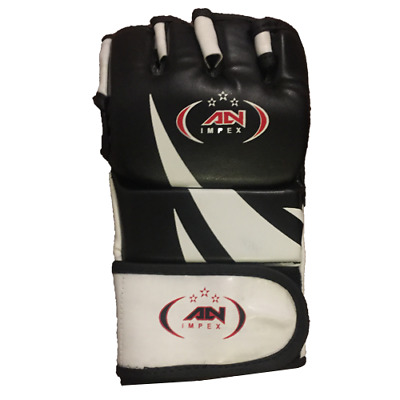 $ CDN25 • Buy Synthetic Leather – MMA Gloves | Right Punch