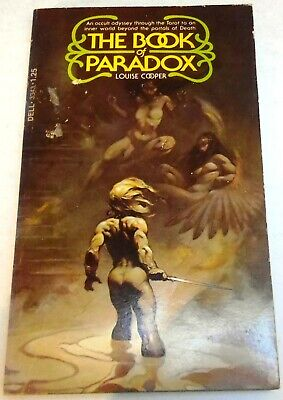 Louise Cooper – The Book Of Paradox - US 1st Paperback Edition - February 1975  • 4£
