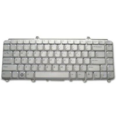 $14.99 • Buy Silver Keyboard For Dell XPS M1330 M1530 Laptops - Replaces NK750