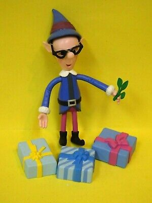 $24 • Buy  Rankin Bass Memory Lane 2003 Tall Elf Action Figure W/Gifts & Accessories*