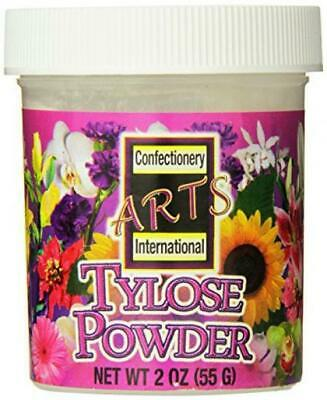 £9.16 • Buy Confectionery Arts International Professional Strength Tylose Powder, 2 Ounce