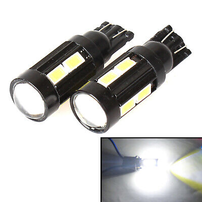 AU15.95 • Buy 2x H3 5W Bright 15 SMD 2835 LED Car Fog DRL Driving Light Lamp Globe White AU