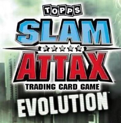 £1.20 • Buy  Slam Attax EVOLUTION   TITLE BELT  CARDS     CHOOSE  BY TOPPS