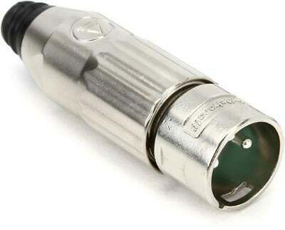 $2.70 • Buy Switchcraft AAA3MZ Male 3-pin XLR Connector