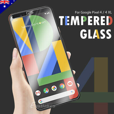AU5.45 • Buy For Google Pixel 5 4a 4 3a 3 2 XL 9H Tempered Glass Camera Lens Screen Protector