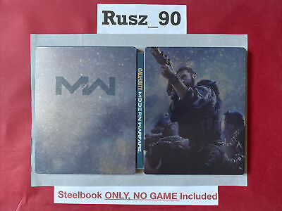 £14 • Buy STEELBOOK ONLY Call Of Duty Modern Warfare BRAND NEW - PS4/Xbox One/PC