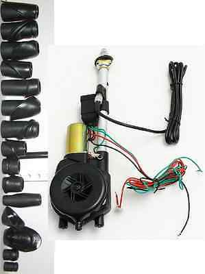 $30.06 • Buy Electric Power Antenna 12V Universal Telescope BMW E30 And Mercedes