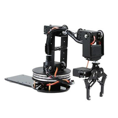 6DOF Robot Arm Mechanical Robotic Clamp Claw With MG996 Servos For   • 52.41£