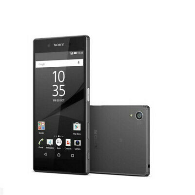 $ CDN127.58 • Buy Sony Xperia Z5 E6603 32GB Black(Unlocked)Smartphone 4G LTE 5.2  23MP Single Card