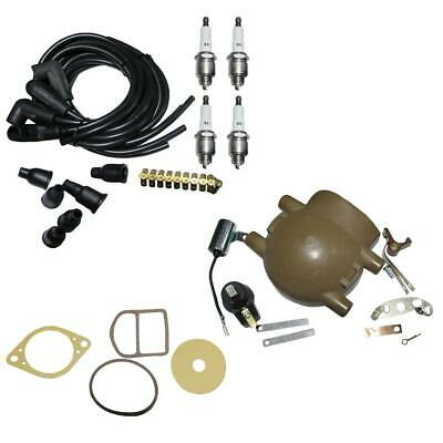 $ CDN68.06 • Buy Complete Tune Up Kit Fits Ford 9N 2N 8N Tractors W Front Mount Distributor