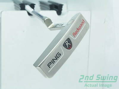 Ping Redwood Anser Putter Steel Right Handed Gold Dot 33.25in • 146.49$