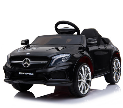 12V Electric Licensed MERCEDES BENZ AMG GLA45 Battery Kids Ride On Car UK Seller • 119.99£