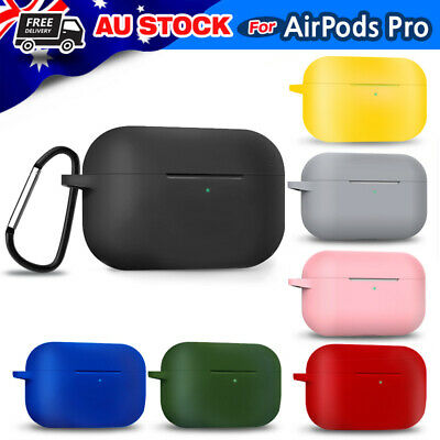 AU5.50 • Buy AirPods Pro Cases - Silicon Protective Cover For Apple AirPods Pro