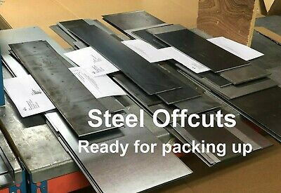 £6.06 • Buy PRIME Quality SHEET Plate New OFFCUTS Off Cuts MILD STEEL Guillotine