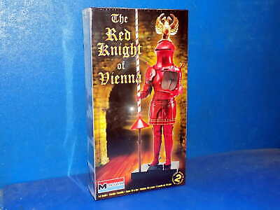 Revell Monogram 1/8 6522 Red Knight Of Vienna - Plastic Model Kit Figure • 6.50£