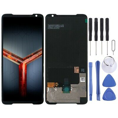 AU255.26 • Buy Für Asus ROG Phone II ZS660KL Display LCD Einheit Touch Screen Reparatur Schwarz