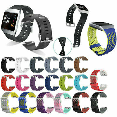 $ CDN5.19 • Buy Replacement Silicone Rubber Classic Band Strap Wristband For Fitbit Ionic Watch