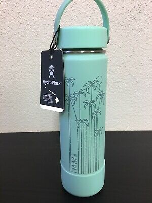 $75 • Buy Hydro Flask 24 Oz Double Wall Vacuum Insulated Stainless Steel Leak Proof Sports