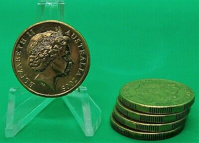AU4.50 • Buy 2005 $1 Dollar Coin Mob Of Roos