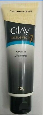 $11.70 • Buy OLAY Total Effects 7 In One Cream Cleanser 3.4 Oz. - 100g.