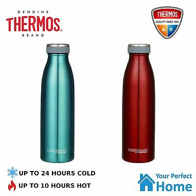 AU25.80 • Buy Thermos THERMOcafe 500ml Stainless Steel Vacuum Insulated Drink Bottle