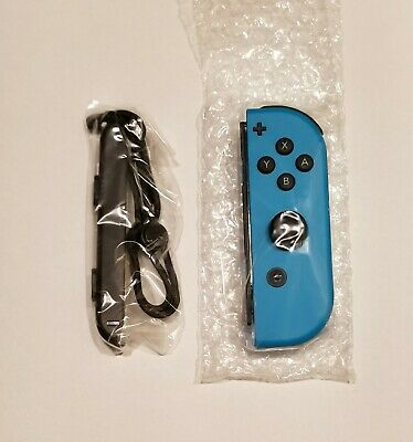 $38.99 • Buy Genuine Nintendo Switch Joy-Con *Right* Neon Blue Controller,🔥Brand New🔥*Read*