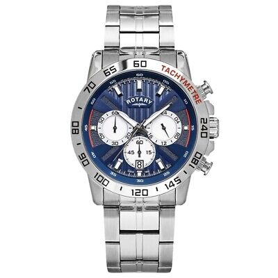 Rotary Mens Exclusive Watch RRP £399 Brand New And Boxed  • 79.99£