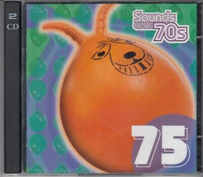 TIME LIFE  Sounds Of The 70's 75 2-CD  Freepostworldwide • 19£