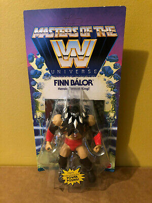 $29.99 • Buy NOT MINT Finn Balor Exclusive WWE Masters Of The Universe Figure MOTU He-man