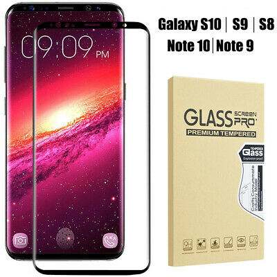 $ CDN3.29 • Buy Case Friendly Tempered Glass Screen Protector For Samsung Galaxy Note9 S10 S9 S8