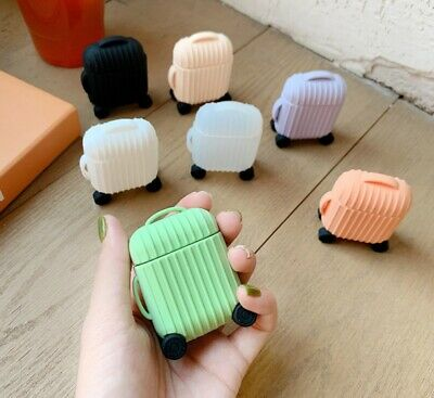$ CDN7.32 • Buy For Apple AirPods 1/2 Accessories Case AirPod Earphone Charging Protector Cover