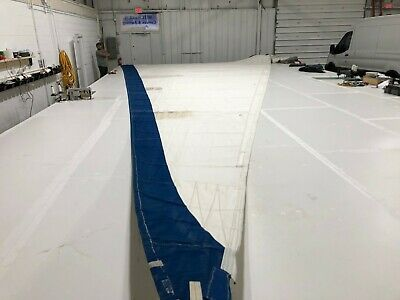 $500 • Buy Roller Furling Genoa -USED-Luff 52' Leech 51.1' Foot 22.9' W/Blue UV Sunbrella