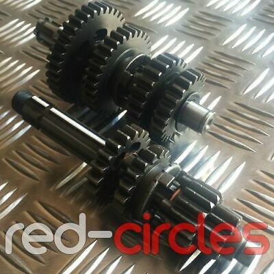 YX150 (YX 150)  COMPLETE 150cc PIT BIKE GEARBOX, INPUT AND OUTPUT GEAR BOX SHAFT • 39£